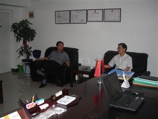 必威官方网页学校领导与焦作解放区领导研究创办四点半学校